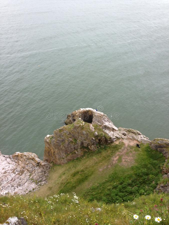 Κεφάλι μούρων, Brixham, Devon στοκ φωτογραφία με δικαίωμα ελεύθερης χρήσης