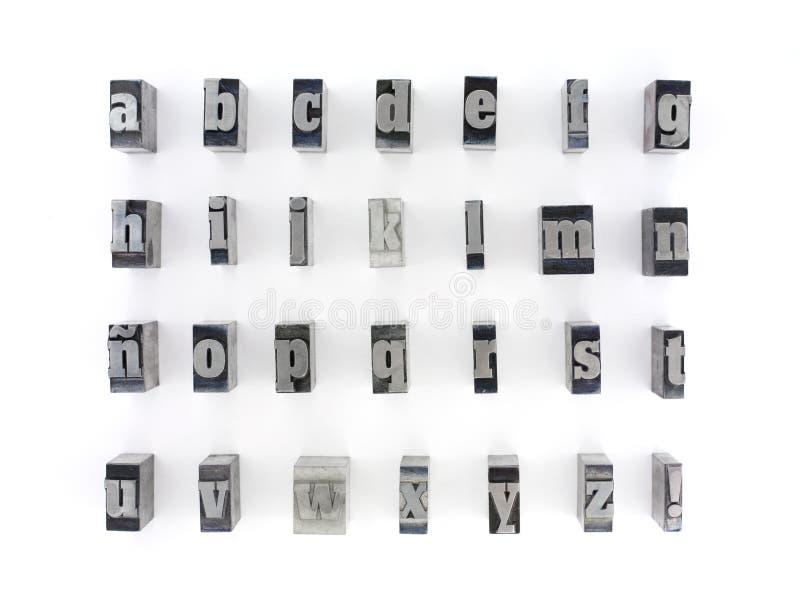 κεφαλαία γράμματα στοκ εικόνα με δικαίωμα ελεύθερης χρήσης