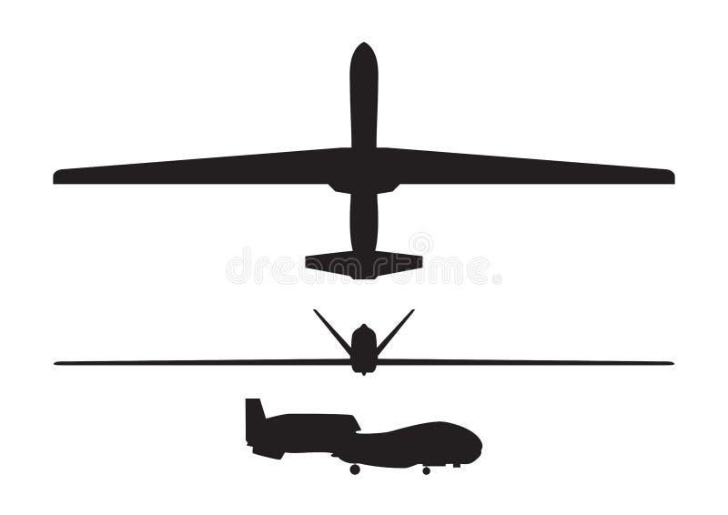 Κηφήνας στρατού απεικόνιση αποθεμάτων