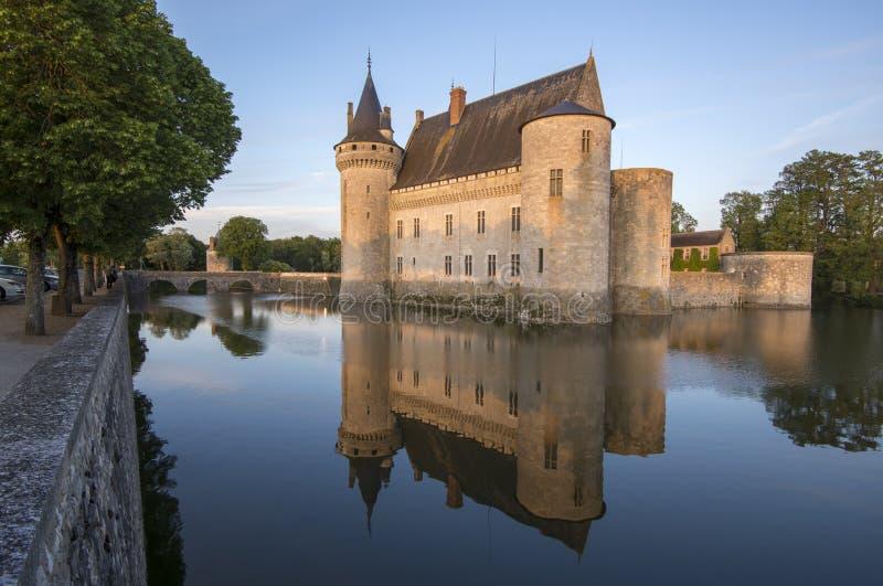 Κηλίδα-sur-Loire στοκ φωτογραφία με δικαίωμα ελεύθερης χρήσης