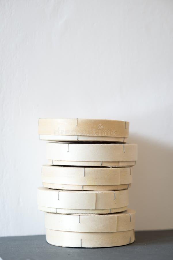 Κιβώτια τυριών του ST Jude στοκ εικόνες