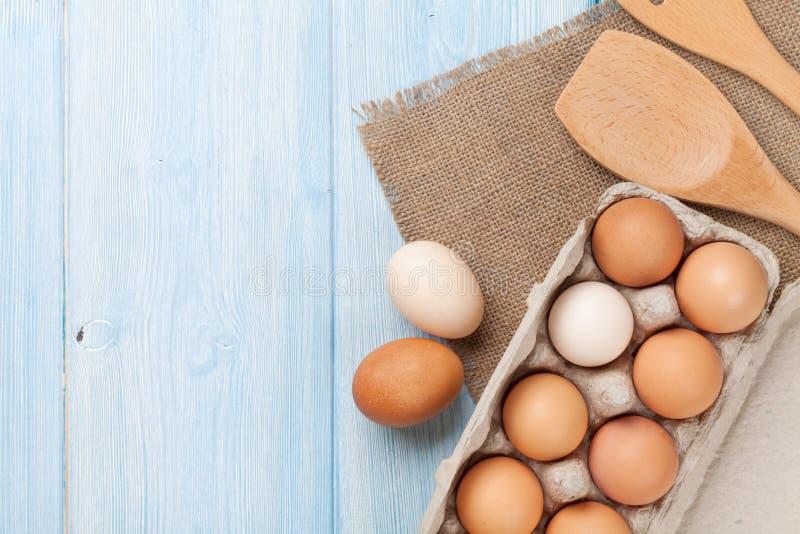 Κιβώτιο αυγών χαρτονιού στοκ φωτογραφία