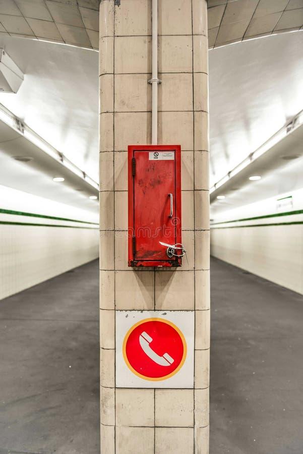 Κιβώτιο κλήσης στοκ εικόνες με δικαίωμα ελεύθερης χρήσης