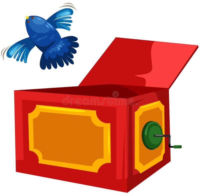 Download κιβώτιο μαγικό διανυσματική απεικόνιση. εικονογραφία από arroyos - 22784098