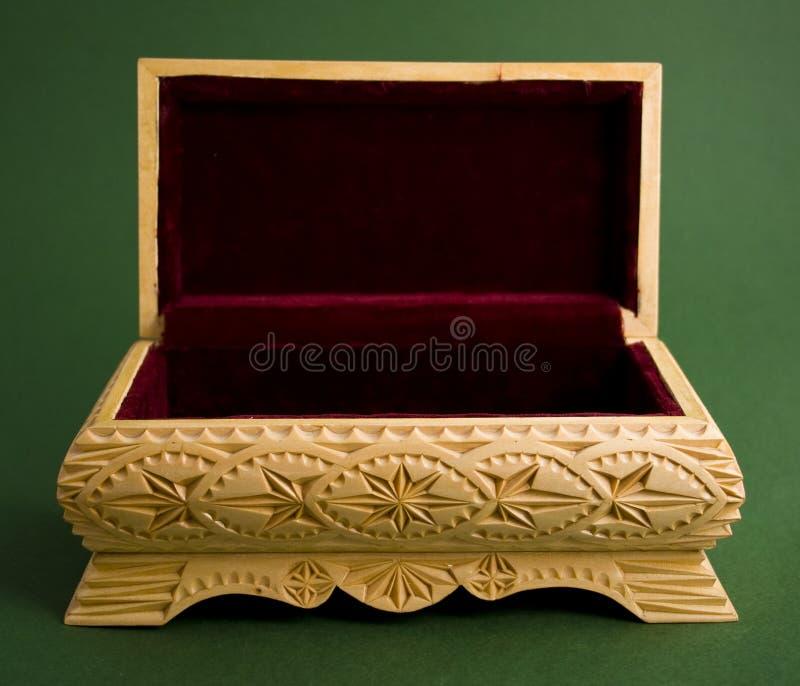 κιβώτιο ξύλινο στοκ φωτογραφία με δικαίωμα ελεύθερης χρήσης