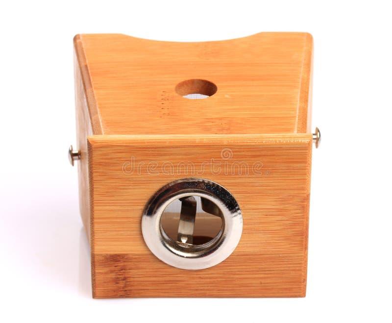 Κιβώτιο Moxibustion στοκ εικόνες με δικαίωμα ελεύθερης χρήσης