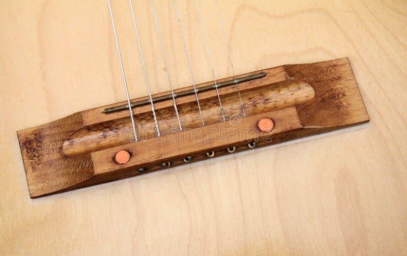 κιθάρα έξι συμβολοσειρέ&sig στοκ φωτογραφία με δικαίωμα ελεύθερης χρήσης