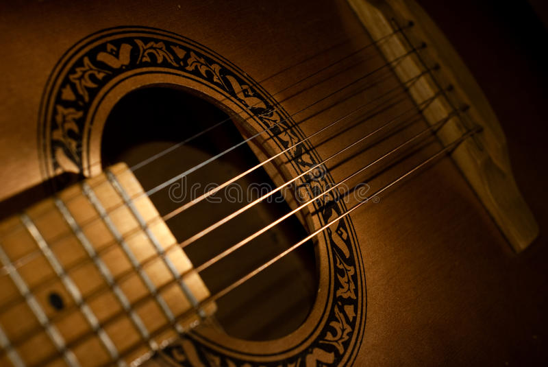 κιθάρα στοκ εικόνες με δικαίωμα ελεύθερης χρήσης