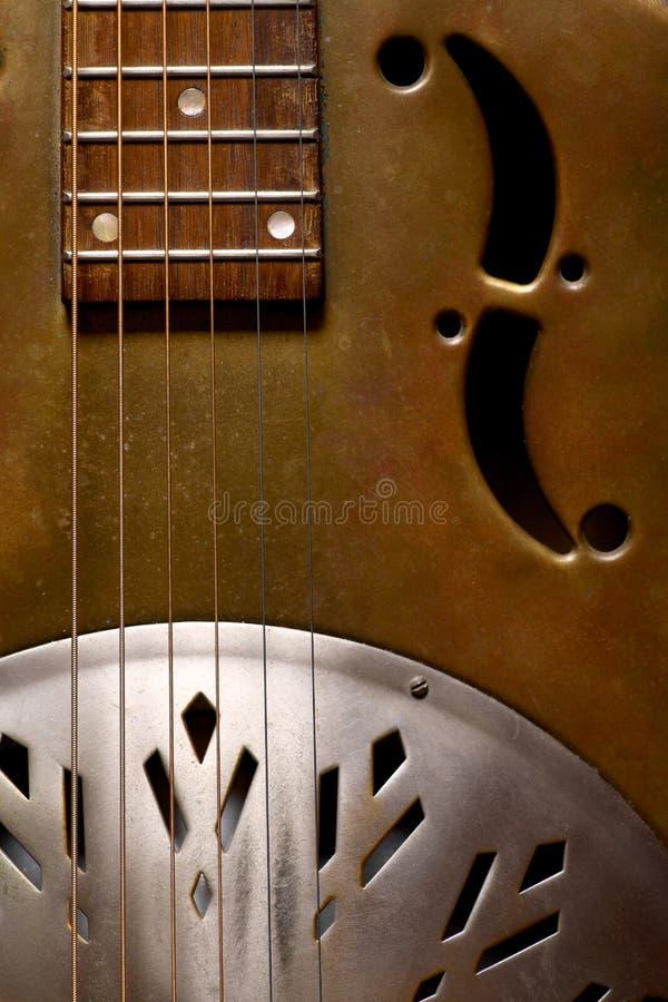 Κιθάρα Dobro στοκ φωτογραφία με δικαίωμα ελεύθερης χρήσης