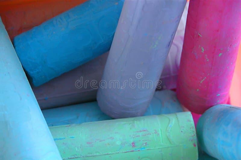 Download κιμωλία επάνω στοκ εικόνες. εικόνα από ροζ, κιμωλία, τεχνών - 62718
