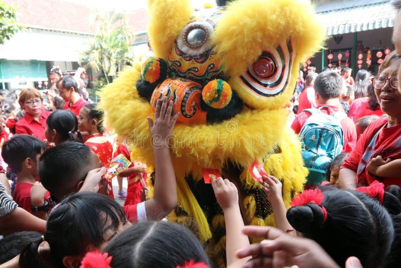 Κινέζικη πρωτοχρονιά στοκ φωτογραφίες