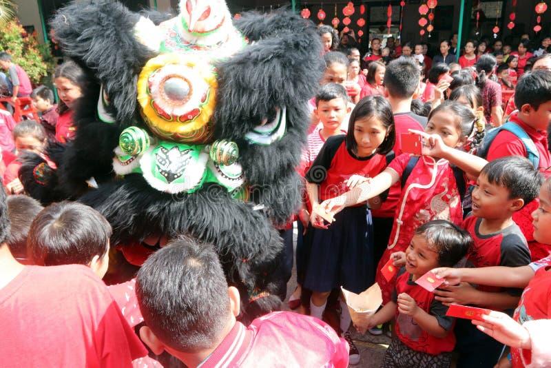Κινέζικη πρωτοχρονιά στοκ εικόνα