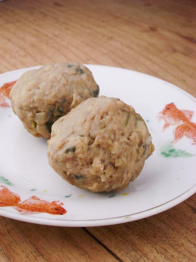 Κινεζικά κεφτή βόειου κρέατος τροφίμων στοκ εικόνες