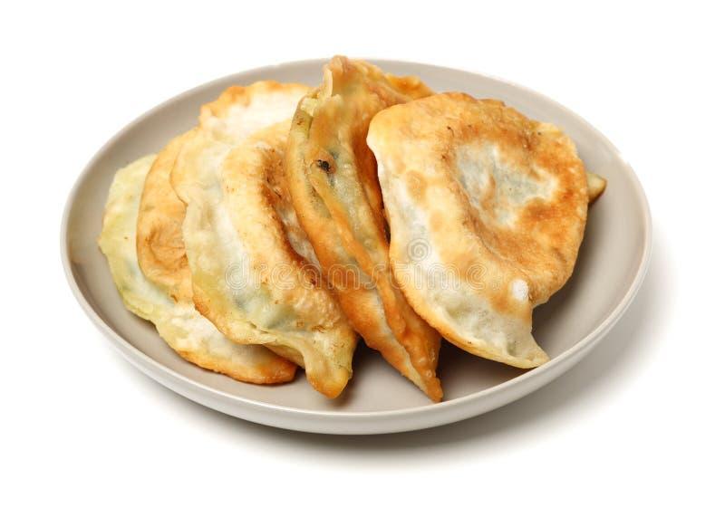 Κινεζικά τρόφιμα του Πεκίνου - hezi μπουλεττών πράσων στοκ εικόνες με δικαίωμα ελεύθερης χρήσης