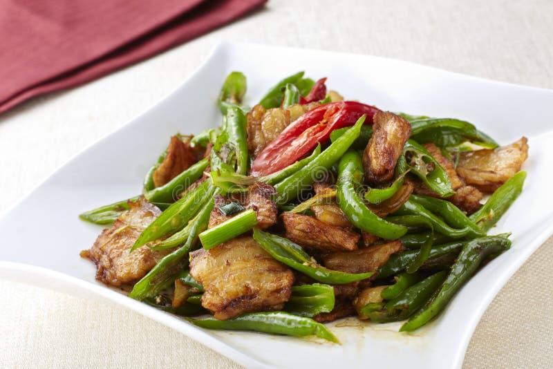 Κινεζικά τρόφιμα στοκ φωτογραφίες με δικαίωμα ελεύθερης χρήσης