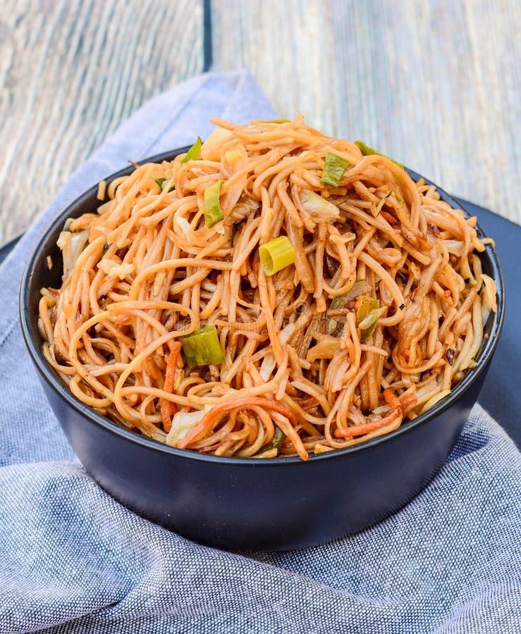 Κινεζικά τρόφιμα Indo στοκ φωτογραφίες με δικαίωμα ελεύθερης χρήσης