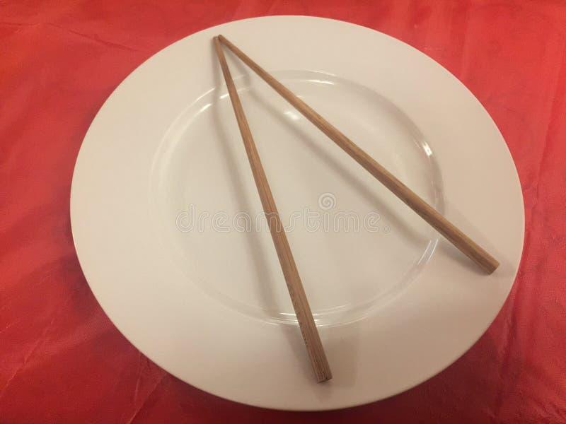 κινεζικά chopsticks στοκ φωτογραφίες