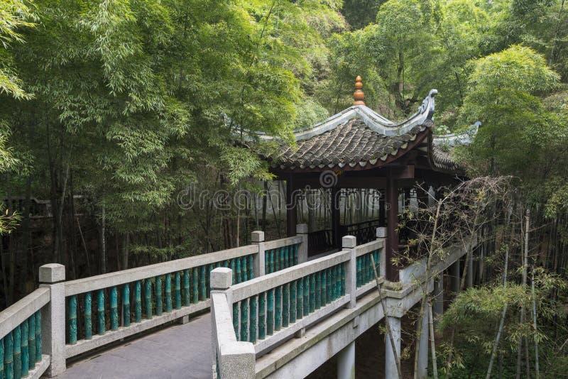 Κινεζική αρχαία αρχιτεκτονική στοκ εικόνες με δικαίωμα ελεύθερης χρήσης