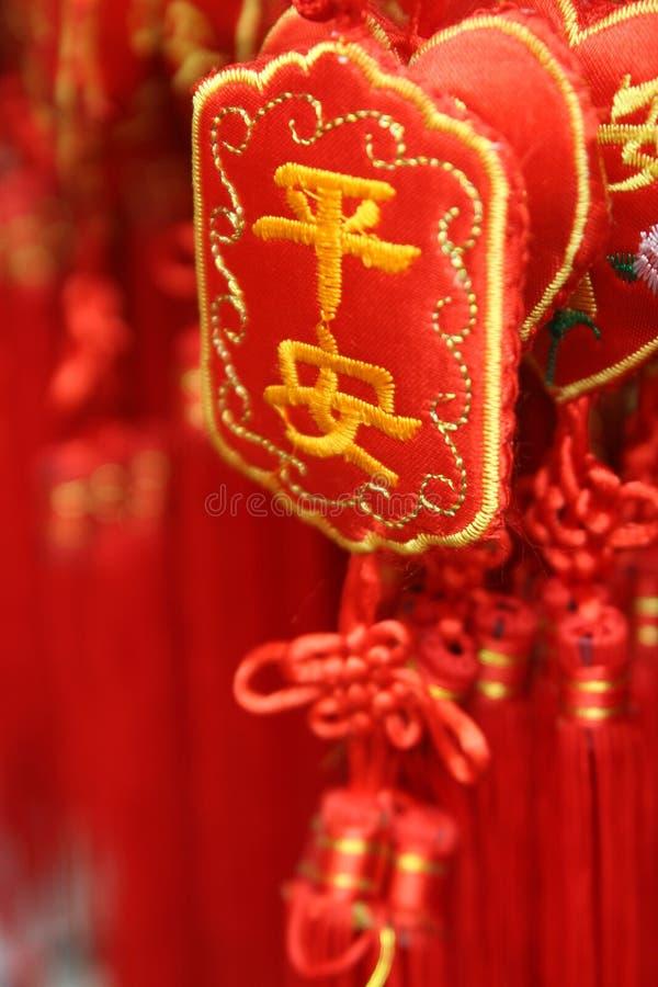 κινεζική διακόσμηση στοκ φωτογραφία