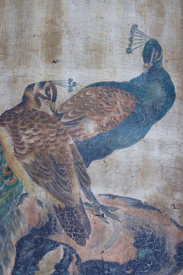 κινεζική κλασσική ζωγρα απεικόνιση αποθεμάτων