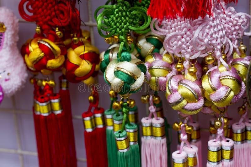 Κινεζική νέα διακόσμηση έτους στοκ εικόνες