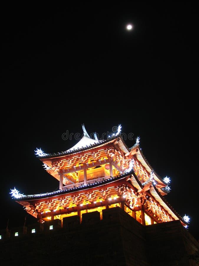 Download κινεζική παγόδα στοκ εικόνα. εικόνα από ανατολικός, διακόσμηση - 525489