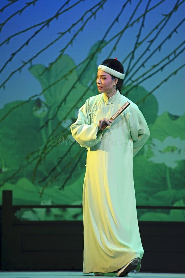 Κινεζική παραδοσιακή ηθοποιός οπερών στοκ εικόνες