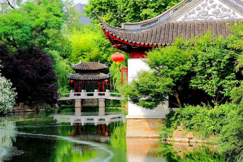 Κινεζικοί κλασσικοί κήποι Suzhou στοκ φωτογραφία με δικαίωμα ελεύθερης χρήσης