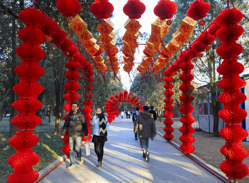 Κινεζικοί νέοι εορτασμοί έτους, το έτος του πιθήκου στοκ εικόνες