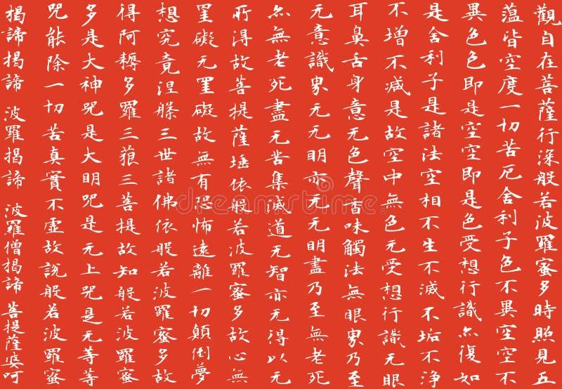 κινεζικός άνευ ραφής καλ&l διανυσματική απεικόνιση