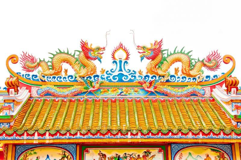 Download κινεζικός δράκος χρυσός στοκ εικόνες. εικόνα από καλλιέργεια - 22797868