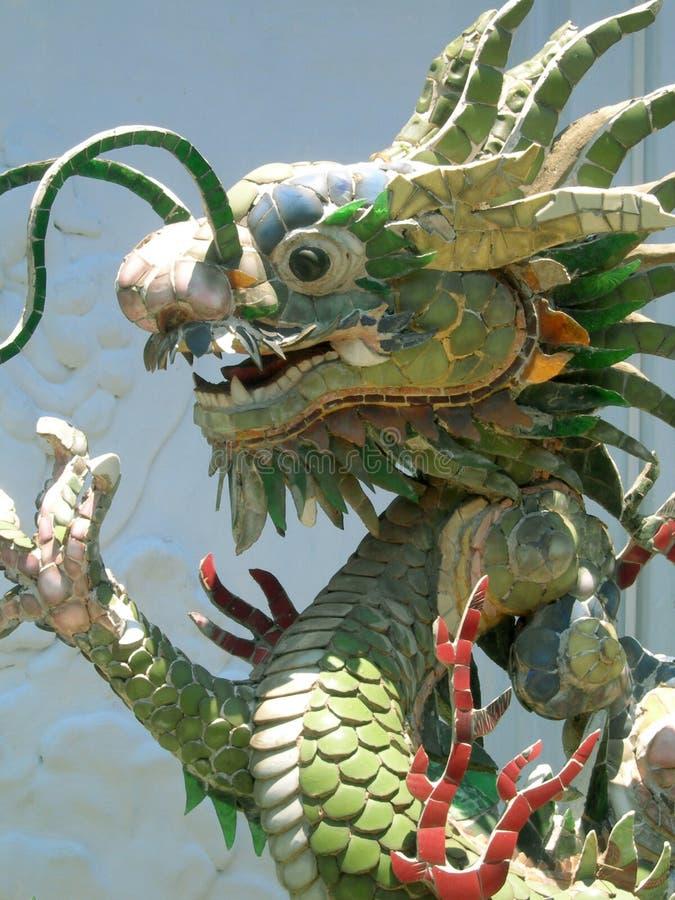 κινεζικός δράκος στοκ φωτογραφίες