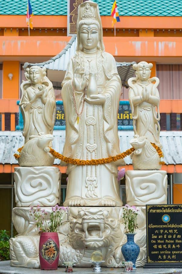 κινεζικός Θεός στοκ φωτογραφία