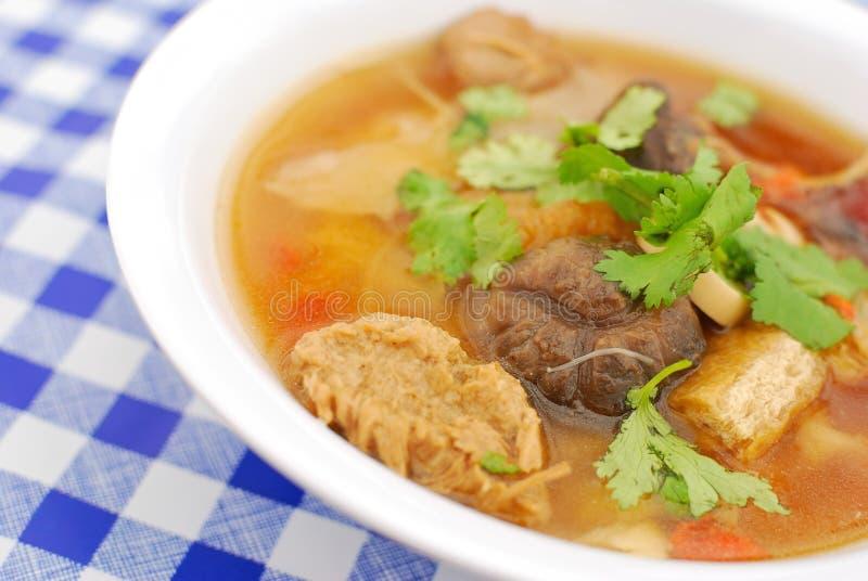 Download κινεζικός χορτοφάγος ύφ&omic Στοκ Εικόνα - εικόνα από γεύμα, καλλιέργεια: 13187539