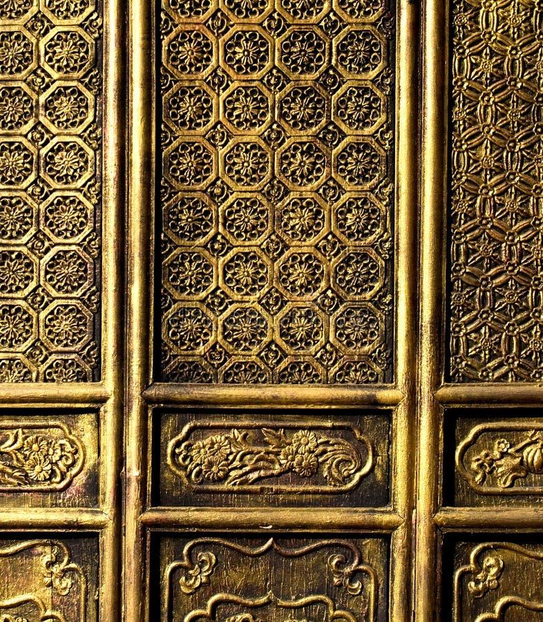 κινεζικός kunming ναός πορτών yunnan στοκ φωτογραφία με δικαίωμα ελεύθερης χρήσης