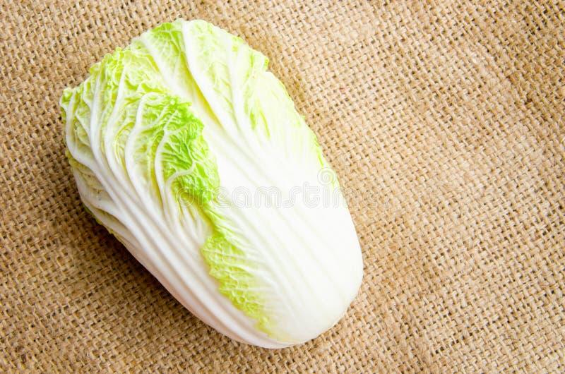 Κινεζικό λάχανο στοκ φωτογραφίες