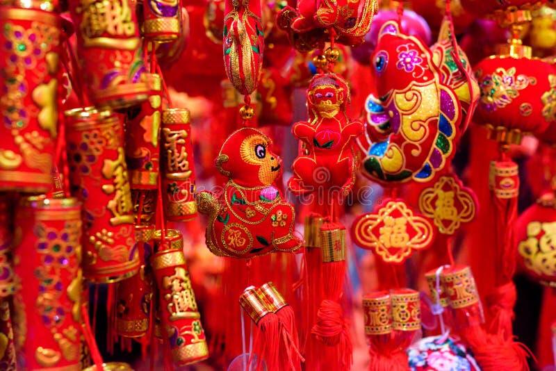 Κινεζικό έτος του πιθήκου στοκ εικόνες