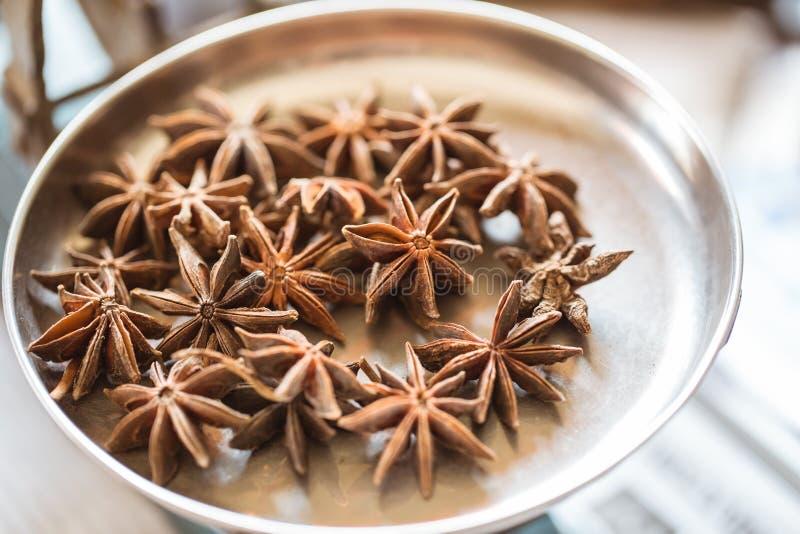 Κινεζικό γλυκάνισο αστεριών στοκ φωτογραφία με δικαίωμα ελεύθερης χρήσης