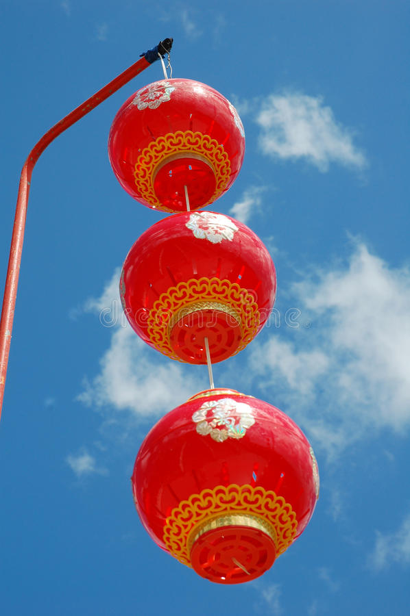 Download κινεζικό κόκκινο φαναριών στοκ εικόνες. εικόνα από χρώμα - 13181022