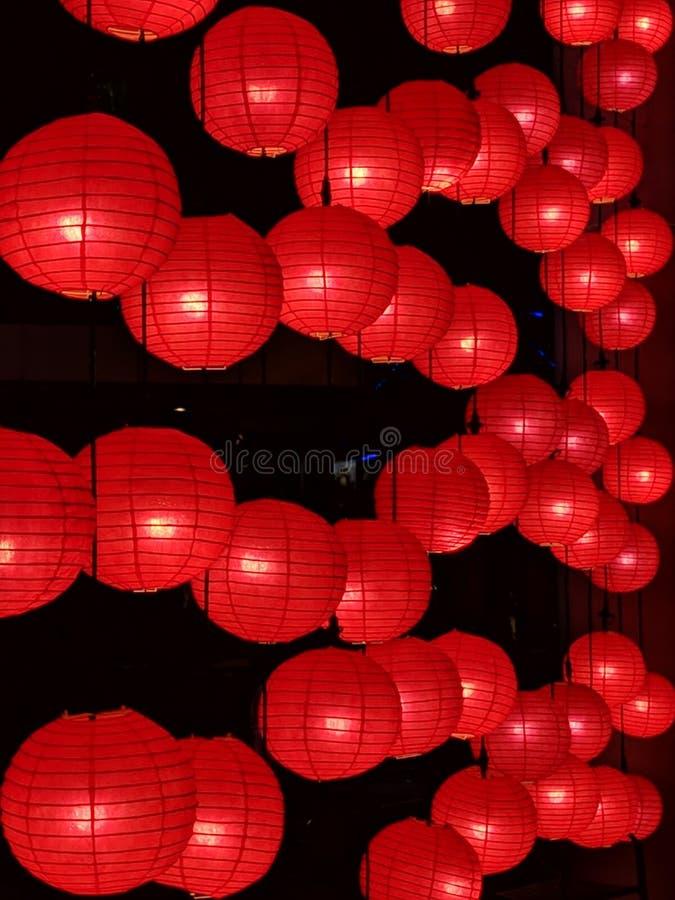 κινεζικό νέο έτος διακοσμήσεων στοκ εικόνες