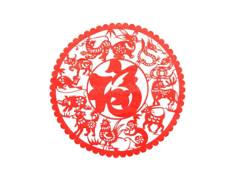 κινεζικό νέο έτος διακοσ& στοκ φωτογραφίες με δικαίωμα ελεύθερης χρήσης