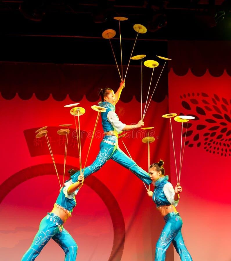 κινεζικό νέο έτος του 2011 στοκ εικόνα με δικαίωμα ελεύθερης χρήσης