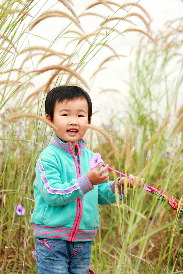κινεζικό παιχνίδι παιδιών στοκ φωτογραφία με δικαίωμα ελεύθερης χρήσης
