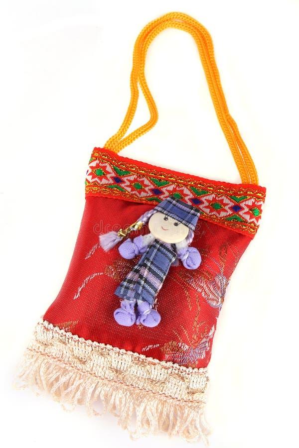 Download κινεζικό σακούλι Handcraft παρα&del Στοκ Εικόνα - εικόνα από καλλιέργεια, ασιατικοί: 17058917