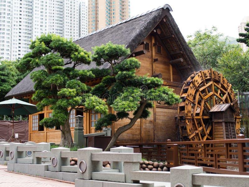 κινεζικό σπίτι παλαιό στοκ εικόνες