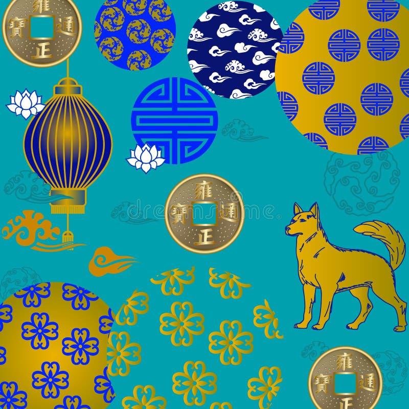 Κινεζικό σύμβολο shui feng ελεύθερη απεικόνιση δικαιώματος