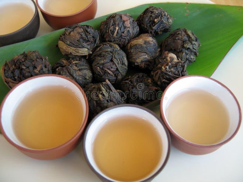 κινεζικό τσάι 2 στοκ εικόνες με δικαίωμα ελεύθερης χρήσης