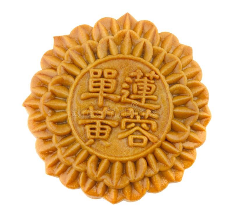 κινεζικό mooncake στοκ φωτογραφίες με δικαίωμα ελεύθερης χρήσης