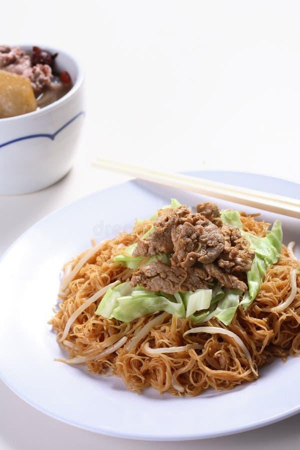 κινεζικό noodle στοκ φωτογραφία