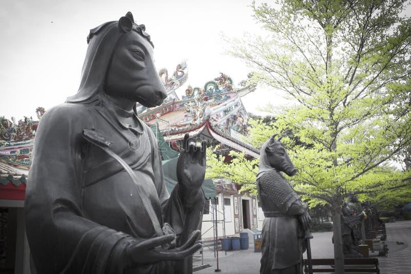 12 κινεζικό Zodiac άγαλμα στοκ φωτογραφίες με δικαίωμα ελεύθερης χρήσης